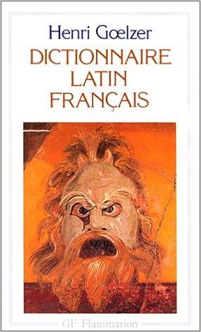 Livres en ligne gratuits à télécharger dictionnaire latin-francais.