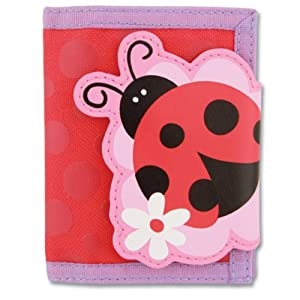 Stephen Joseph Wallet,Ladybug from Stephen Joseph Art