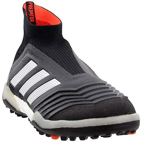 adidas Mens Predator Tango 18+ Turf Soccer Athletic Cleats Black 9