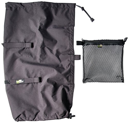LensCoat RainCoat Rain Cover Sleeve Protection for Camera and Lens, Large (Black) RS LCRSLBK