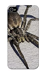 Exultantor Perfect Tpu Case For Iphone 5/5s/ Anti-scratch Protector Case (animal Spider)