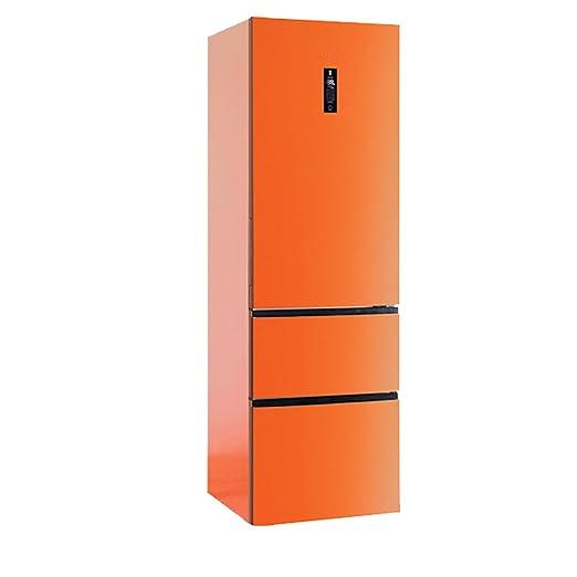 Haier A2FE635COJ Independiente 347L A+ Naranja nevera y congelador ...