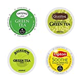 green tea keurig - 20 Count - Top Brand Green Tea Variety K-Cups for Keurig K Cup Brewers and 2.0 Brewers - (4 Brands, 5 K-cups each)