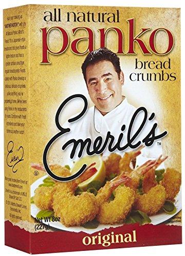 Emeril's Original Panko Bread Crumbs, 8 - Crumbs Bread Panko