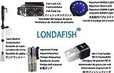 LONDAFISH Electric Fish Tank Vacuum Cleaner Syphon