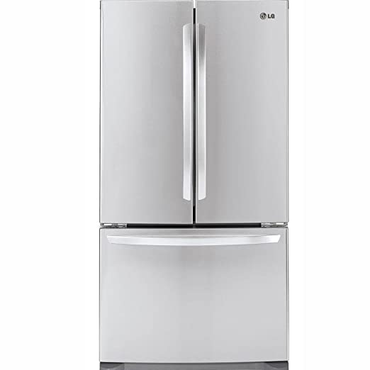 Best Counter Depth Refrigerator 2015 >> Lg Lfc21776st 20 7 Cu Ft Stainless Steel Counter Depth French Door Refrigerator Energy Star