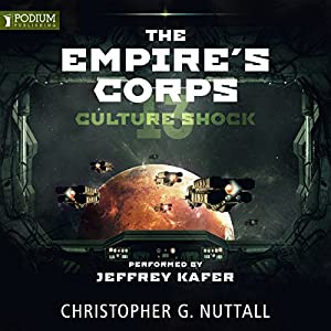 Culture Shock Audiobook