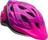 Bell Axle Youth Bike Helmet, Pink Radiant