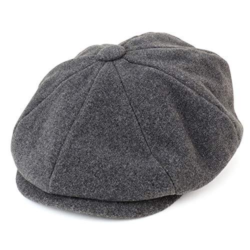xxl newsboy cap - 2