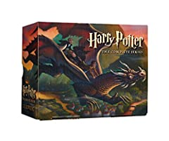 "Now for the first time ever, J.K. Rowling's seven bestselling Harry Potter books are available in a stunning paperback boxed set! The Harry Potter series has been hailed as ""one for the ages"" by Stephen King and ""a spellbindin..."