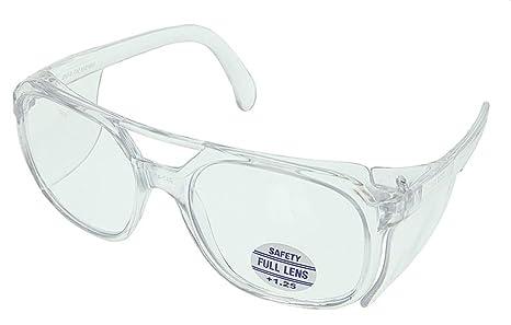 ac7727cba3 AFC Magnifying Safety Glasses 3.00 - - Amazon.com