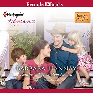 Rancher's Twins: Mom Needed Audiobook