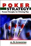 Poker Strategy, A. D. Livingston, 1585740640