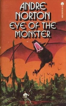 Eye of the Monster by Andre Norton science fiction and fantasy book and audiobook reviews