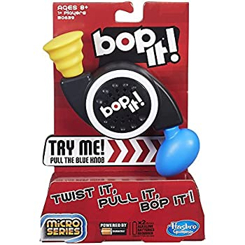 Amazon Com Bop It Beats Game Toys Games