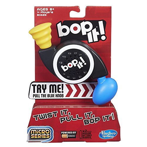 Bop It! Micro are fun games for tweens