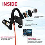 [NEWEST 2018] Bluetooth Headphones w/12-14 Hours Battery -...
