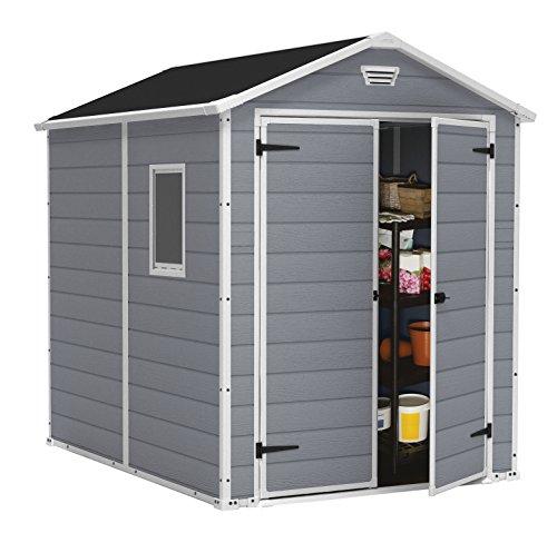 Buy vinyl sheds