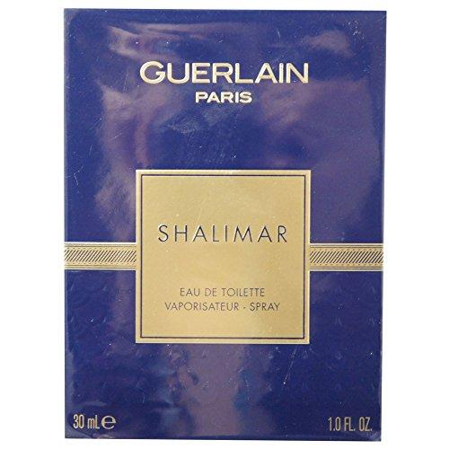 Shalimar By Guerlain Eau de Toilette Spray For Women 1 oz