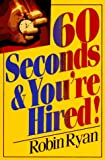 60 Seconds and You're Hired, Robin Ryan, 1570230099