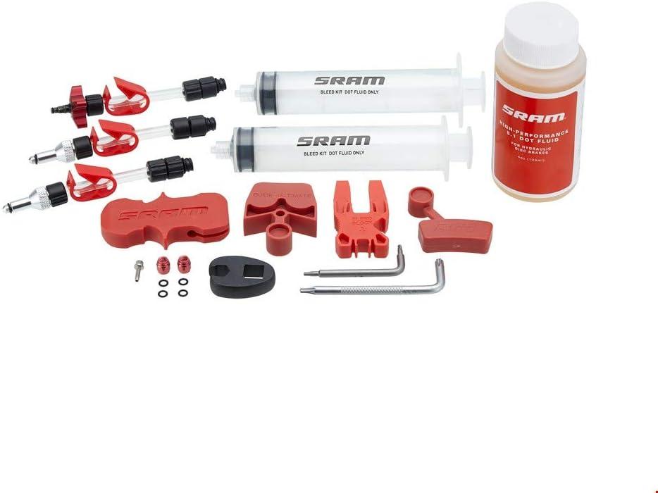 Bleed Kit For SRAM X0 Guide XX Level, SRAM Standard Disc Brake Bleed Kit