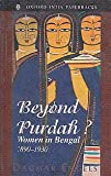 Beyond Purdah? : Women in Bengal 1890-1930, Engels, Dagmar, 0195647092