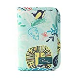 Travel Wallet & Family PTravel Wallet Fashionable Family Passport Credit Card Holder Coins Organizer