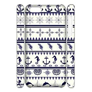 GTROCG Cute Pattern 9 Phone 3D Case For Iphone 5C [Pattern-1]