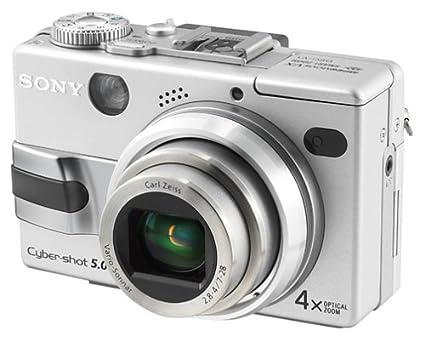 amazon com sony dsc v1 cyber shot 5mp digital camera w 4x optical rh amazon com Sony Cyber-shot DSC-H10 Cyber-shot HX50V Digital Camera