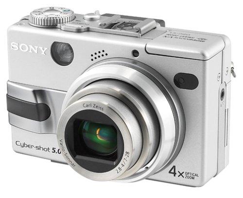 Sony DSC-V1 Cyber-shot 5MP Digital Camera w/ 4x Optical Zoom