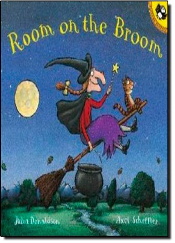 By Julia Donaldson Room on the Broom (Paperback) August 25, 2003