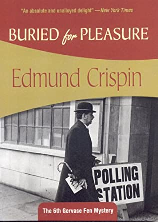book cover of Buried For Pleasure