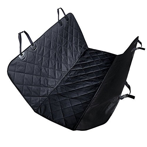 Paul's Paws Seat Cover for Pets,Waterproof,Nonslip,Machine Washable,Seat Anchors Dog and Cat Car Seat Cover Review