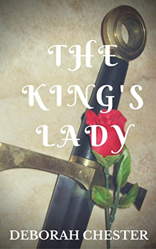 book cover of The King\'s Lady