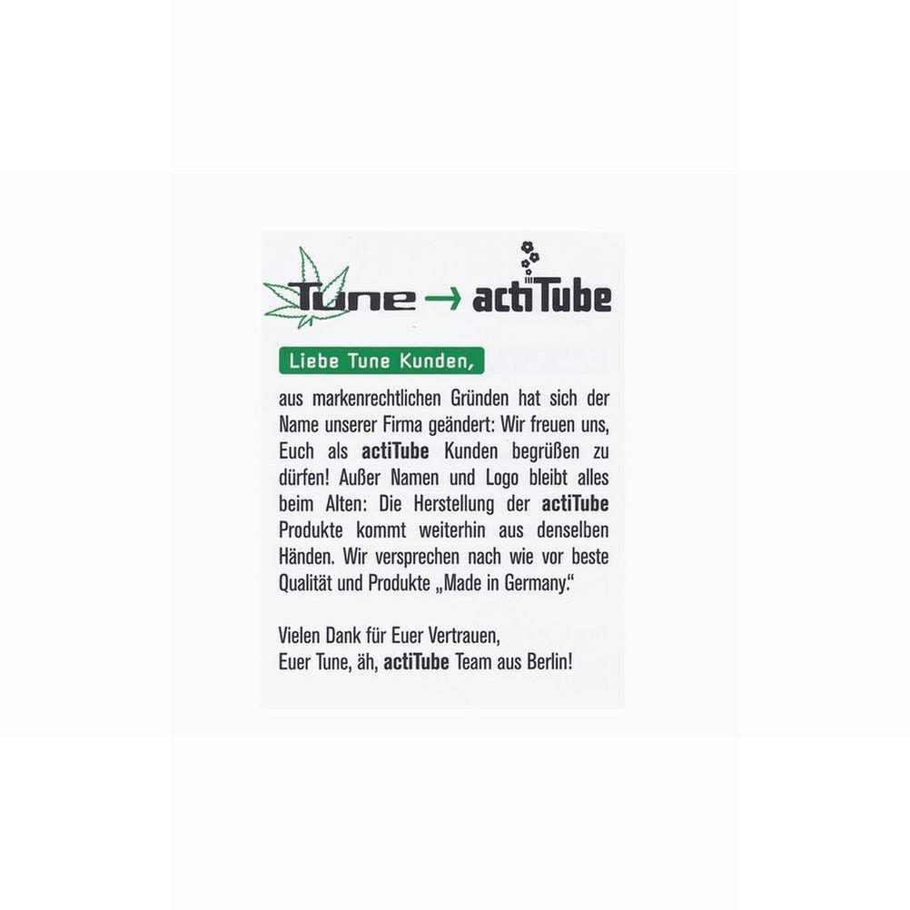 50 actiTube Aktivkohlefilter zum selbst drehen