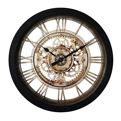 gears wall clock - 9