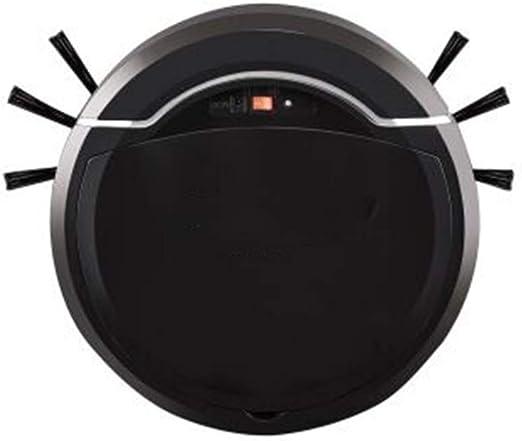 QMMCK Aspirador Robot Inteligente Robot de Limpieza 2 en 1 aspiradora y barredora USB Recargable Inteligencia automatica Mini barredora para Suelo Hogar Dormitorio La Cocina Oficina: Amazon.es: Hogar