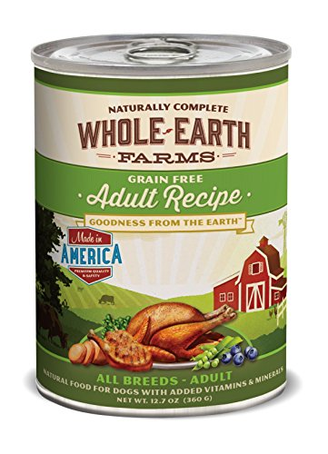 Canned Dog Food Without Meat By Products