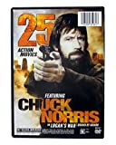 25 Action Movies starring Steven Seagal, Chuck Norris, Roddy Piper and many others - 37 Hours - including Driven To Kill, Logan's War, The Cold Equations and 22 Others
