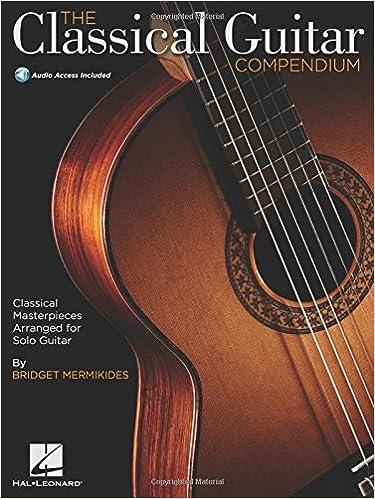 Amazon com: The Classical Guitar Compendium - Classical Masterpieces