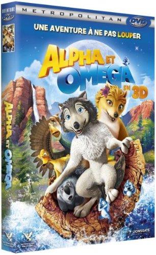 ALPHA & OMEGA DVD 2D / 3D ANAGLYPH [Version 3-D] ()