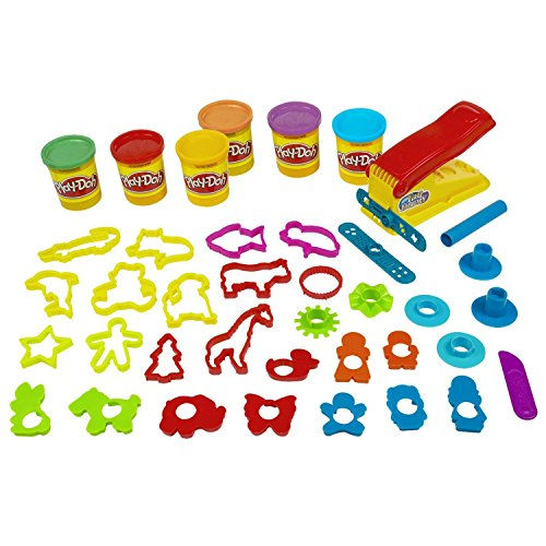 Play Doh Factory Deluxe Discontinued manufacturer product image