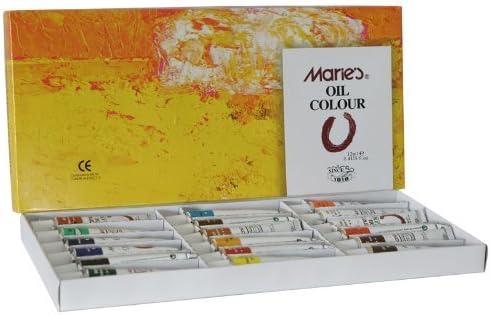 Maries de pintura al óleo Pack de 18 Ct: Amazon.es: Hogar