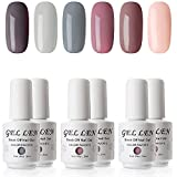 Gel Nail Polishes - Best Reviews Guide