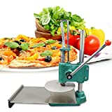 Pizza Pastry Press Machine,9.5 inches Stainless