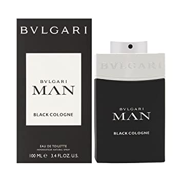 87af2d3da1 Amazon.com : Bvlgari Man Black Cologne 3.4 oz Eau de Toilette Spray : Beauty