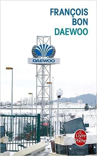 Daewoo Le Livre De Poche French Edition Bon