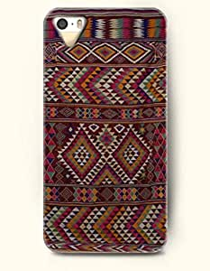 OOFIT Apple iPhone 4 4S Case Moroccan Pattern ( Symmetric Tribe Print )