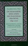 On Humanistic Education, Giambattista Vico, 0801480876