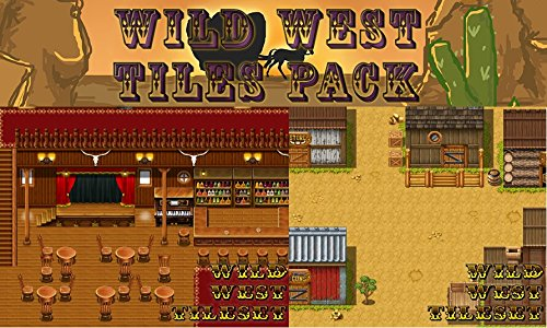 RPG Maker VX Ace DLC - Wild West Tiles Pack [Download] ()